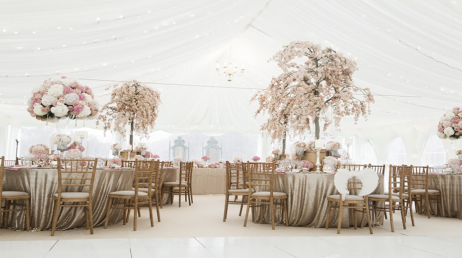 Create a Look - Wedding & Event Decor in Leeds, Harrogate, Ilkley and surrounding areas